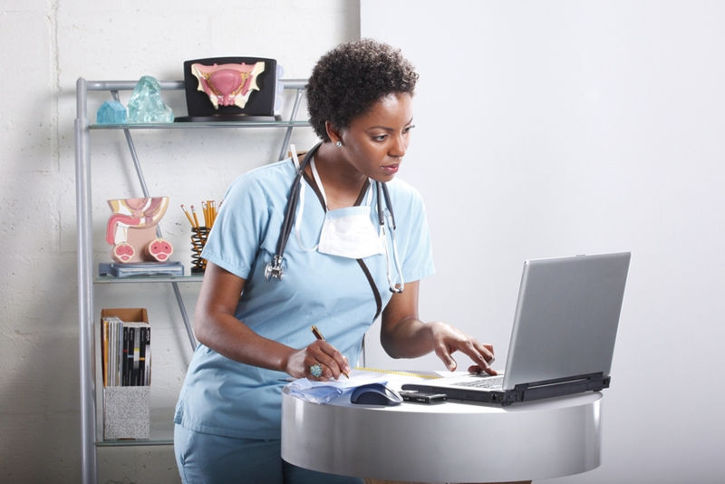 Travel nurses often have a wide variety of professional experience.